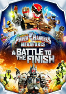 Power Rangers Mega: A Battle To The Finish