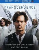 Transcendence (Blu-ray + DVD + UltraViolet)
