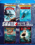 Shark: 4 Movie Collection
