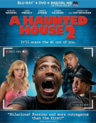 Haunted House 2, A (Blu-ray + DVD + UltraViolet)