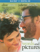 Words And Pictures (Blu-ray + UltraViolet)