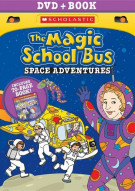 Magic School Bus, The: Space Adventures (with Book)