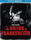Bride Of Frankenstein, The (Blu-ray + UltraViolet)