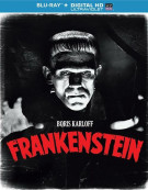 Frankenstein (Blu-ray + UltraViolet)