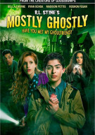 R.L. Stines Mostly Ghostly: Have You Met My Ghoulfriend?