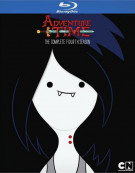 Adventure Time: The Complete Fourth Season (Blu-ray + UltraViolet)