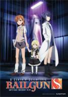Toaru Kagaku No Railgun: A Certain Scientific Railgun - Season Two Part Two