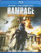 Rampage: Capital Punishment (Blu-ray + DVD)
