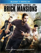 Brick Mansions (Blu-ray + UltraViolet)
