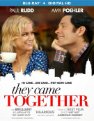 They Came Together (Blu-ray + UltraViolet)