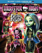 Monster High: Freaky Fusion (Blu-ray + DVD + UltraViolet)