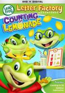 Leapfrog Letter Factory Adventures: Counting On Lemonade (DVD + UltraViolet)