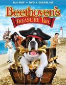 Beethovens Treasure Tail (Blu-ray + DVD + UltraViolet)