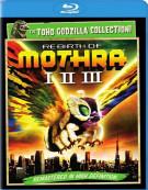 Rebirth Of Mothra I-III