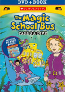Magic School Bus, The: Takes A Dive (DVD + Book)