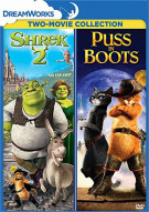 Shrek 2 / Puss In Boots (Double Feature)