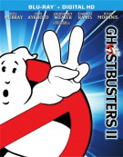 Ghostbusters 2 (Blu-ray + UltraViolet)