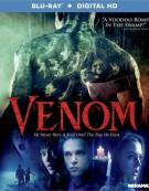 Venom (Blu-ray + UltraViolet)