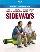 Sideways - 10th Anniversary (Blu-ray + UltraViolet)