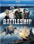 Battleship (Blu-ray +  UltraViolet)