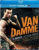Van Damme 5-Movie Action Pack (Blu-ray + UltraViolet)