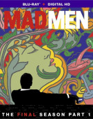 Mad Men: The Final Season - Part 1 (Blu-ray + UltraViolet)