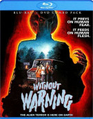 Alien Warning (Blu-ray + DVD Combo)