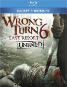 Wrong Turn 6: Last Resort (Blu-ray + UltraViolet)