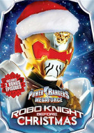 Power Rangers: Mega Robo Knight Before Christmas (DVD + UltraViolet)