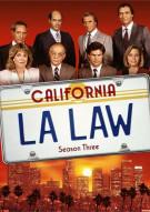 L.A. Law: Season Three