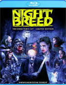 Nightbreed: The Directors Cut (Limited Edition)