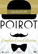 Agatha Christies Poirot: Complete Cases Collection