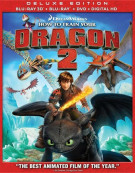 How To Train Your Dragon 2 (Blu-ray 3D + Blu-ray + DVD + UltraViolet)