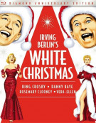 White Christmas: Diamond Anniversary Edition (Blu-ray + DVD)