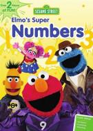 Sesame Street: Elmos Super Numbers