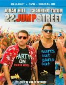 22 Jump Street (Blu-ray + DVD + UltraViolet)