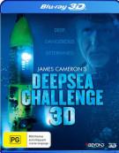 James Camerons Deepsea Challenge 3D (Blu-ray 3D)