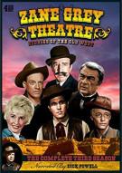 Zane Grey Theatre: The Complete Third Season