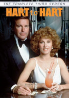 Hart To Hart: The Complete Third Season