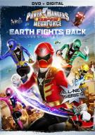 Power Rangers Super Mega: Earth Fights Back (DVD + UltraViolet)