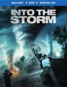 Into The Storm (Blu-ray + DVD + Digital HD + Ultra Violet)