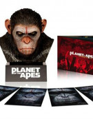 Planet Of The Apes: Caesars Warrior Collection (Blu-ray 3D + Blu-ray + DVD + UltraViolet)