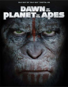 Dawn Of The Planet Of The Apes (Blu-ray 3D + Blu-ray + UltraViolet)