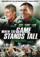 When The Game Stands Tall (DVD + UltraViolet)