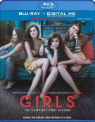 Girls: The Complete First Season (Blu-ray + Digital Copy)