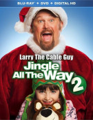Jingle All The Way 2 (Blu-ray + DVD + UltraViolet)