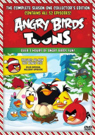 Angry Birds Toons: The Complete Season One - Collectors Edition