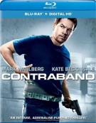 Contraband (Blu-ray + UltraViolet)