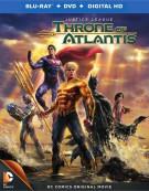 Justice League: Throne Of Atlantis (Blu-ray + DVD + UltraViolet)