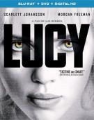 Lucy (Blu-ray + DVD + UltraViolet)